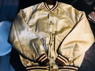Bomber color champagne 42