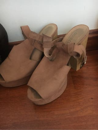 Sandalia botín