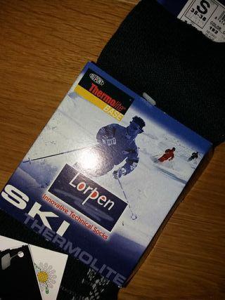 calcetín ski lorpen