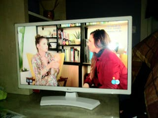 television convertible en monitor de ordenador