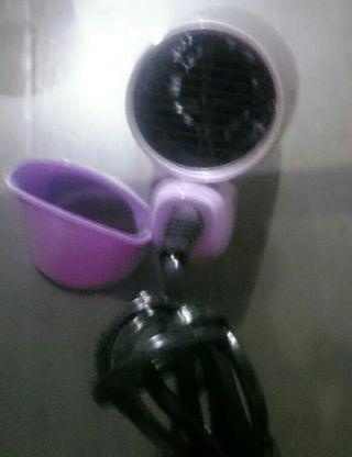 secador de pelo de viaje. 2000 w.