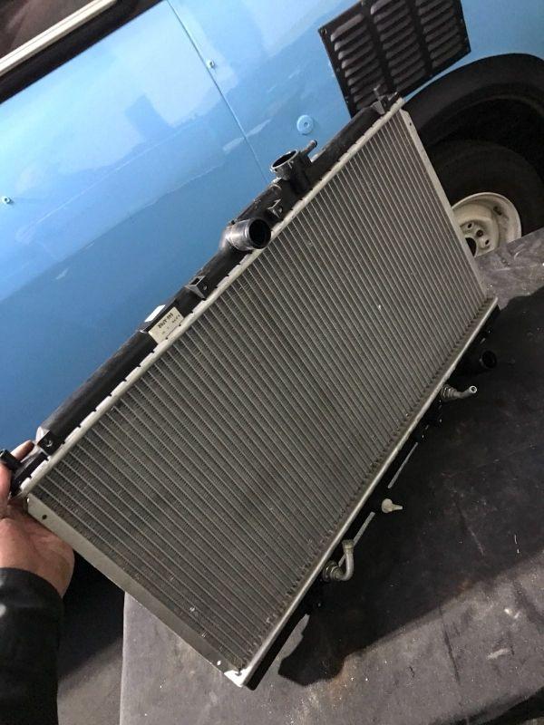 Radiador Honda Prelude bb8