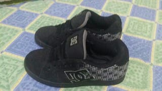 Zapatillas DC Shoes negras (talla 40)