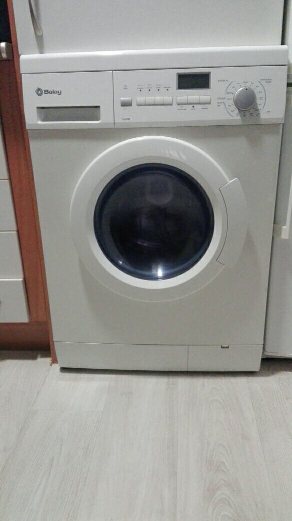 lavadora, secadora , balay