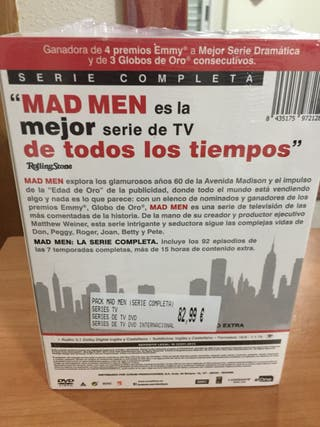 MADMEN Serie Completa ORIGINAL