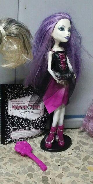 """Vendo muñecas """"Monster High"""""""