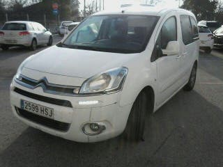 citroen berlingo 2013