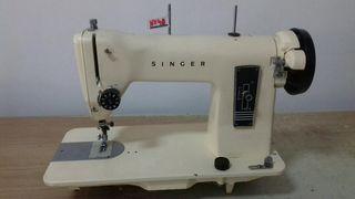 Maquina de coser Singer pesp.recto beig