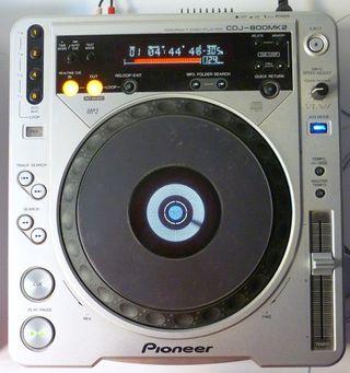 Pionner CDJ 800