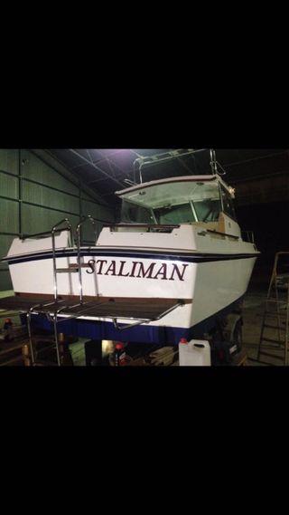 Barco pesca paseo rothman 700