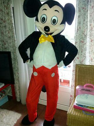 Alquiler de disfraz de mikey mouse