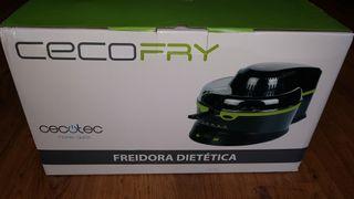 freidora Dietética Cecofry sin aceite. Nueva