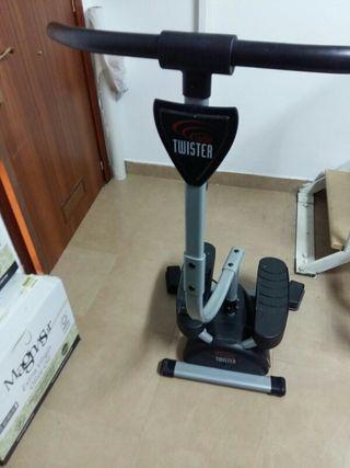 maquina de ejercicio twister