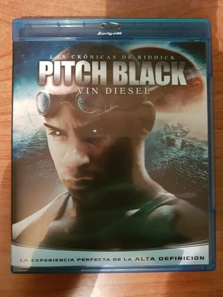Blu-Ray Pitch Black
