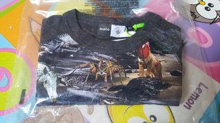 Camiseta manga larga Molo 2 años talla 92 cm