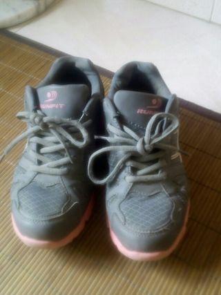 Zapatos niña 37 casi nuevas
