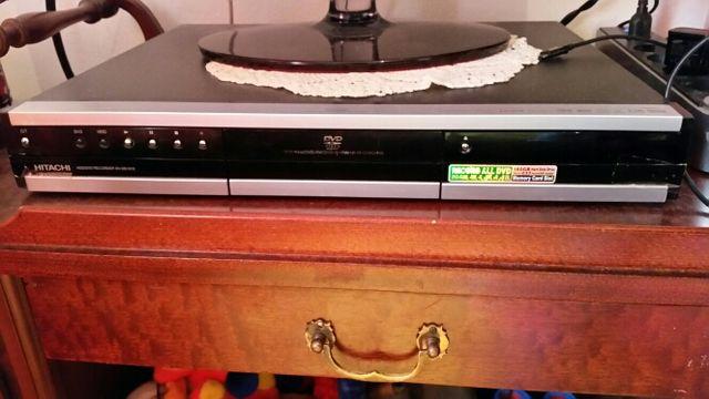 Dvd grabadora con disco duro