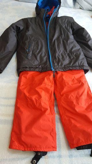 Ropa nieve/ski niño t.6