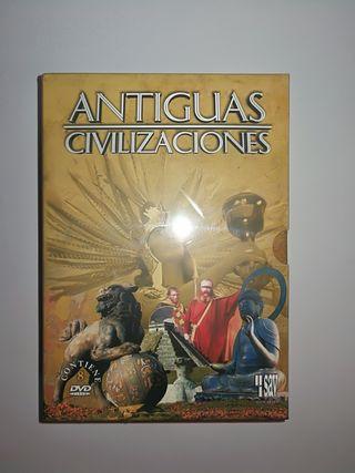 DVD antiguas civilizaciones