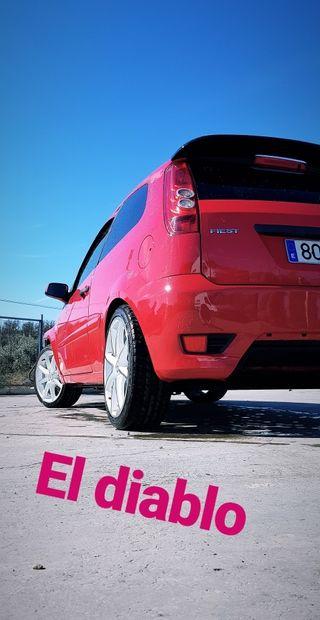 Ford Fiesta S sport