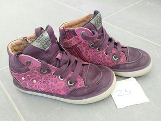 zapatos botas talla 25