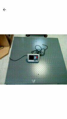 balanza,plataforma,pesa palets,bascula,1x1metro