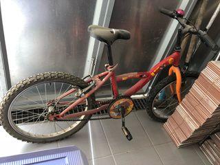Bici bicicleta niño niña