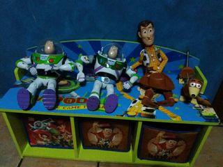 Banco de toy story