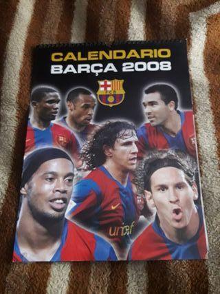 calendario fc barcelona 2008