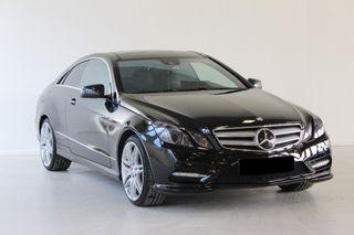 Mercedes-Benz E250 CDI COUPE 2012