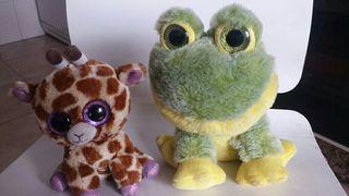 Muñecos TY