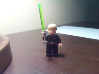 Figura lego Luke Skywalker 75146