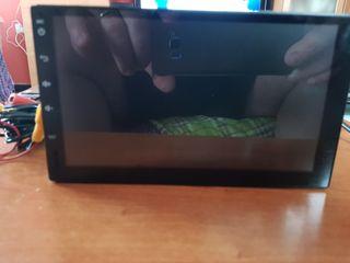 pantalla dos din con androi.gps.internet