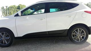 Hyundai Ix35 2.0 CRDi 136CV automático TECNO