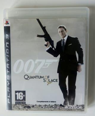 Juego ps3 007 Quantum of Solace