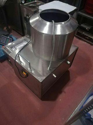 peladora de patatas industrial nueva 10