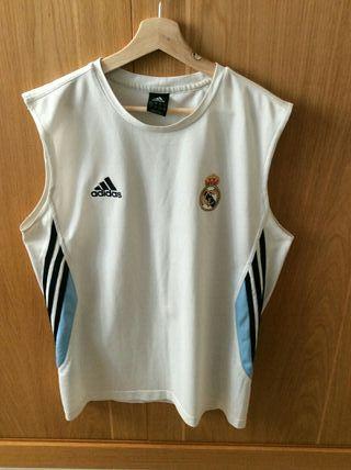 Camiseta entrenamiento Real Madrid baloncesto
