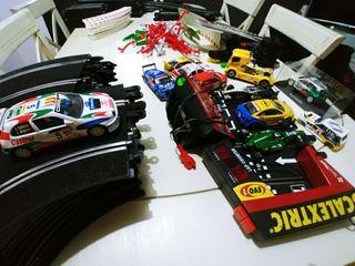 coches scx varios