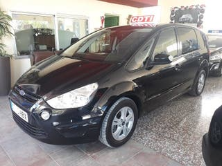 Ford S-MAX 2.0 TDCi 140 7 plazas