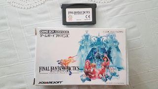 Final Fantasy Tactics Advance Jap + Pal