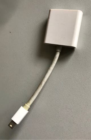 Adaptador apple mini display (macbooks viejos) a HDMI