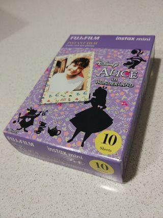 Papel fotográfico Fujifilm Instax Mini