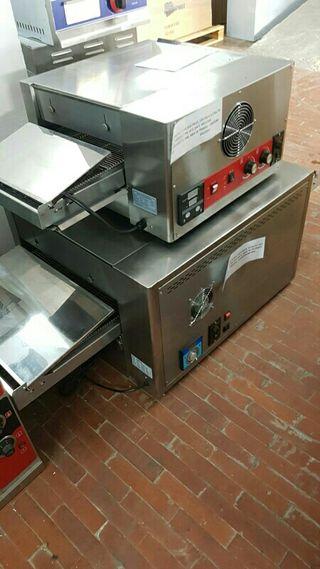 horno industrial pizzas de tunel nuevo