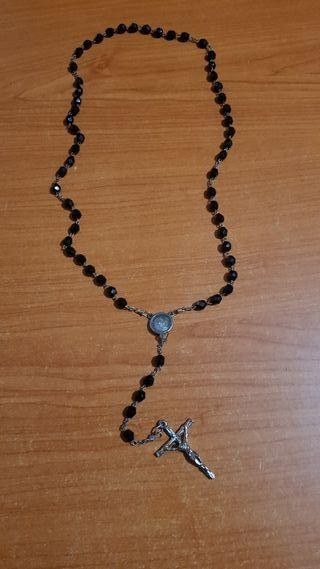 rosario de azabache