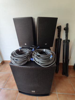 LD Systems Dave 18 G3 ...