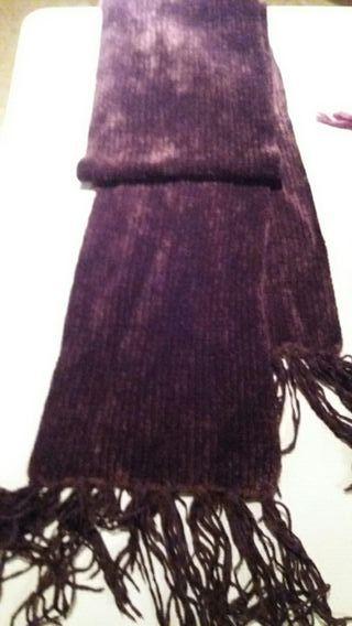 bufanda mujer tambien vale para hombre