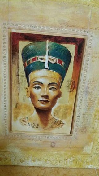 cuadro egipcio