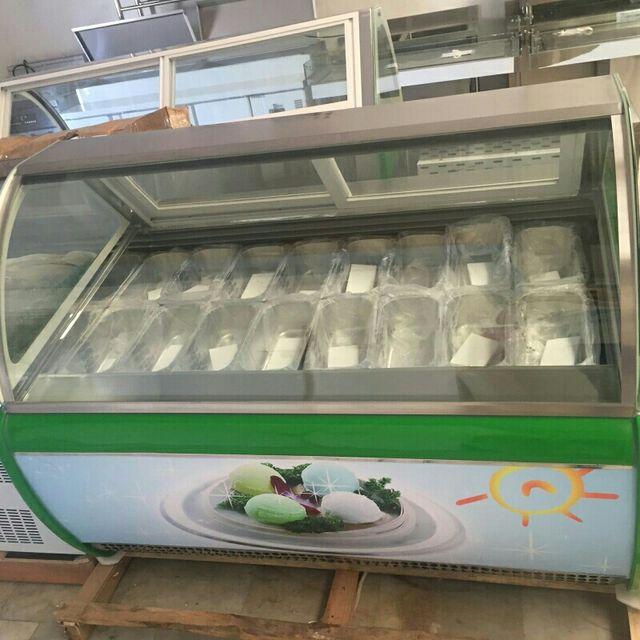 vitrina de helados 16 sabores heladera nueva