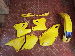 plasticos suzuki drz 400