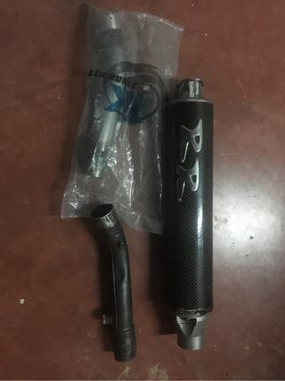 Escape turbokit R6 00-05